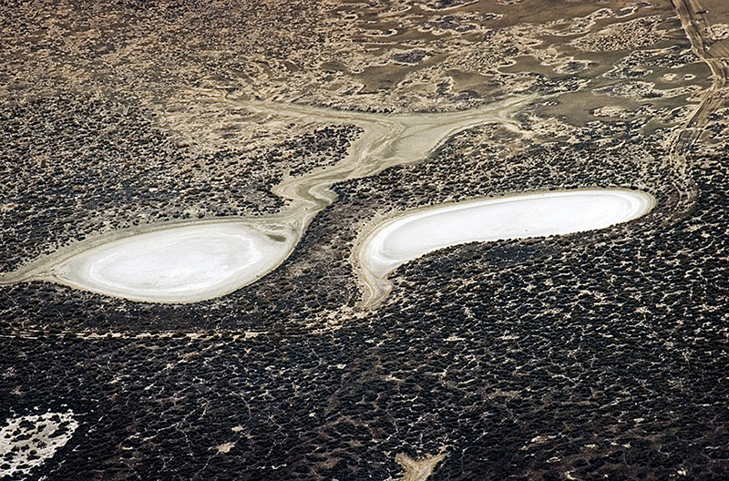 Alkali Ponds-Soda Lake
